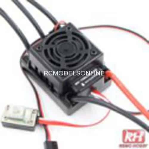 E9574 Waterproof Hobbywing Brushless ESC(60A) for Remo Hobby 1071 1072 1073  1/10 BRUSHED ROCK CRAWLER off-road car parts