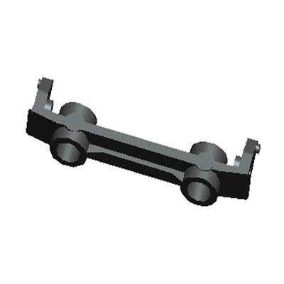 Remo Hobby spare part P7113 C Hub Carrier for 1//10 cale Rock Crawlers